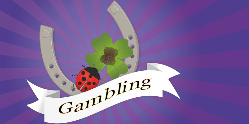 Gambling four leaf clover