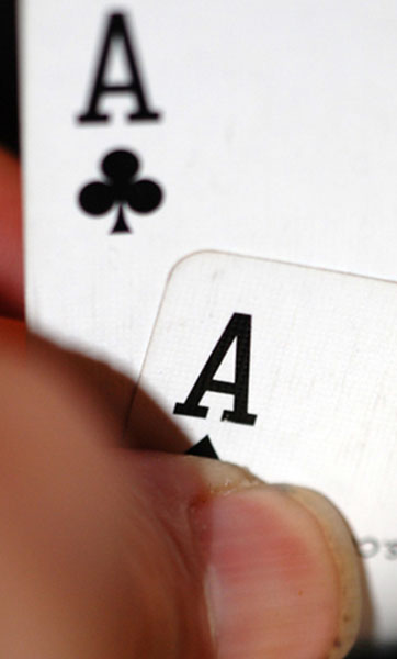 Texas Hold'em Pairs A's